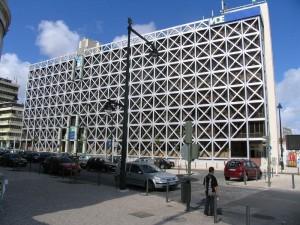 IADE Totovola Building, (Lisboa, 1973-1984). Tomás Taveira