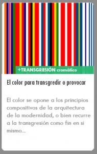 ICONO transgresion