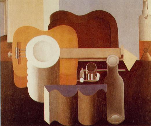 Pintura: Le Corbusier