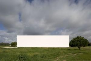 Casa Guerrero. Alberto Campo Baeza, Zahora, Cádiz (España), 2005.