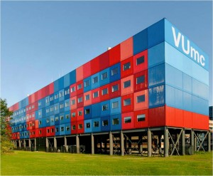 Centro contra el cáncer MVRDV Architects Ámsterdam (Holanda), 2005