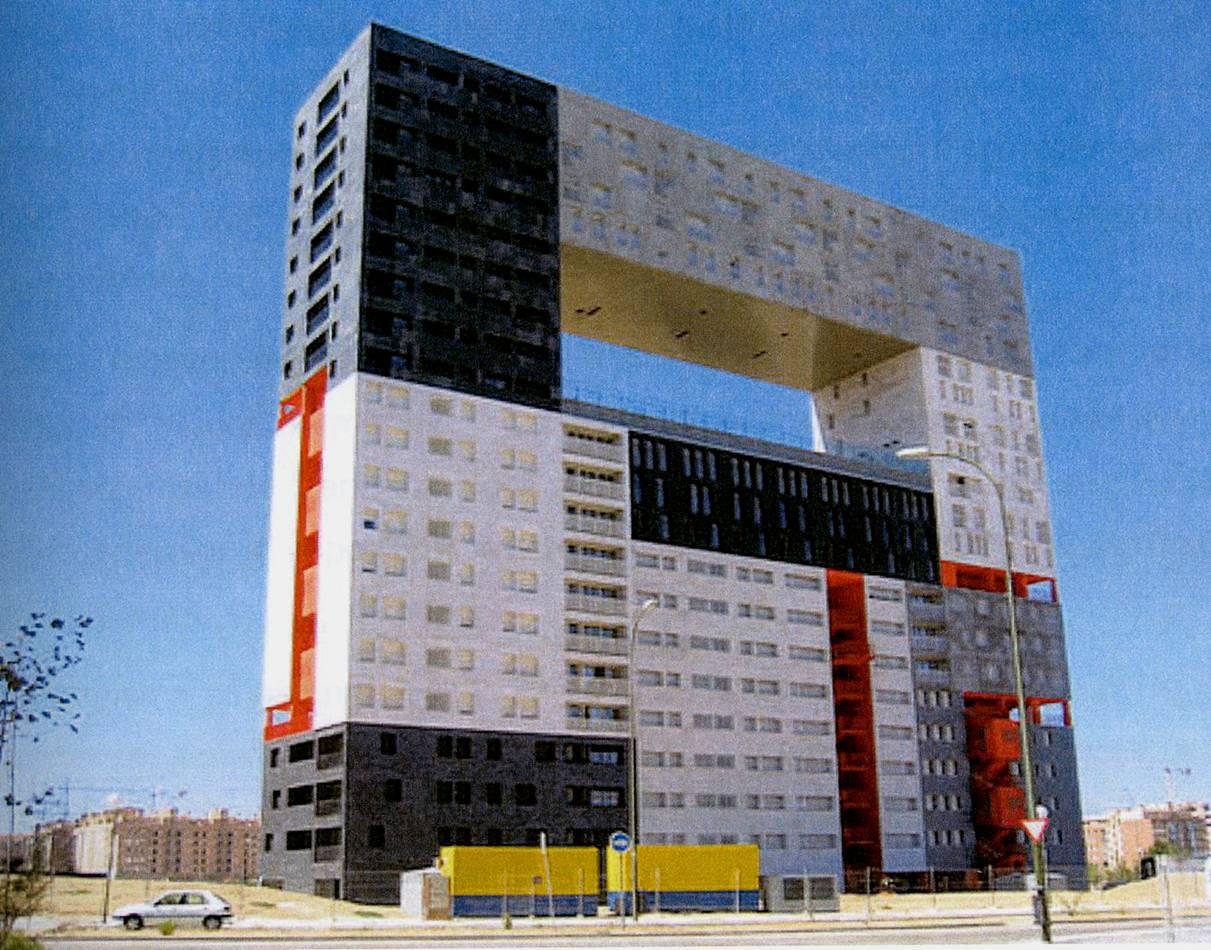 Color y arquitectura contempor nea integraci n - El color en la arquitectura ...