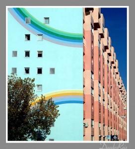 Viviendas en Olaias, Tomás Taveira, Lisboa.