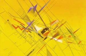 Una nueva Barcelona, Zaha Hadid, 1989.