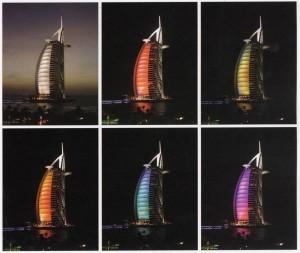 Torre Burj Al Arab, Tom Wright, Dubai (Emiratos Árabes Unidos), 1994-1999.