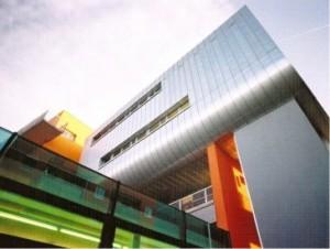 Compact City, Laura Spinadel, Claudio Blazica y Rainer Lalic (Bus architektur), Viena (Austria), 1999-2001