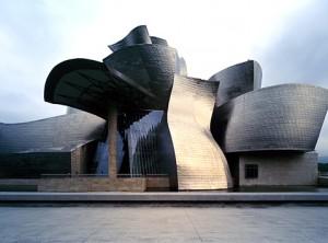Museo Guggenheim, Frank O. Gehry, Bilbao, 1997