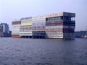 Silodam, MVRDV, Amsterdam (1995-2002), .