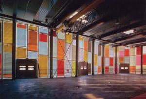 Centro Fotónico (Berlín 1995-1998), Sauerbruch  &Hutton.